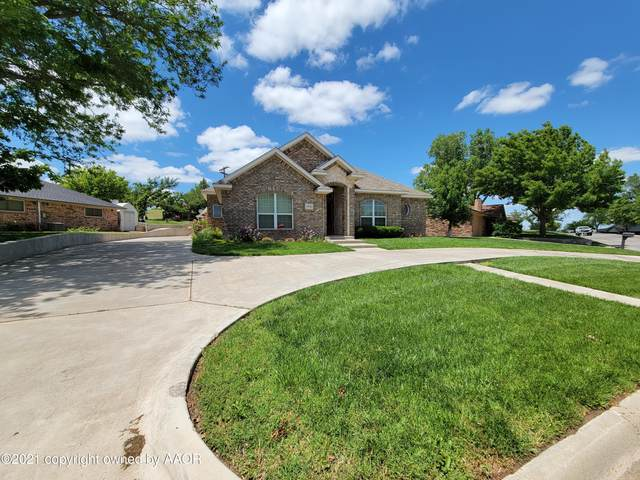 1820 Willard, Canadian, TX 79014 (#21-3243) :: Live Simply Real Estate Group