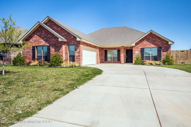 9304 Sydney Dr, Amarillo, TX 79119 (#21-3322) :: Live Simply Real Estate Group