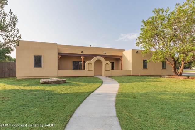 2200 Glenview Ct, Amarillo, TX 79124 (#21-3780) :: Keller Williams Realty