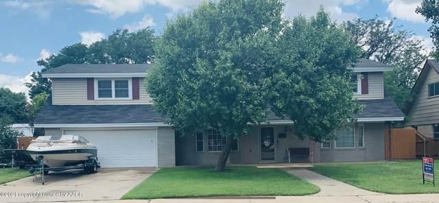 6204 Hanson Rd, Amarillo, TX 79106 (#21-4153) :: Keller Williams Realty