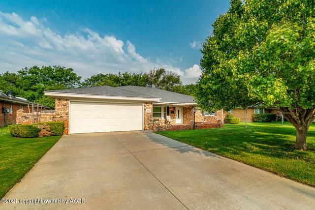 3922 Eaton Dr, Amarillo, TX 79109 (#21-4449) :: Live Simply Real Estate Group