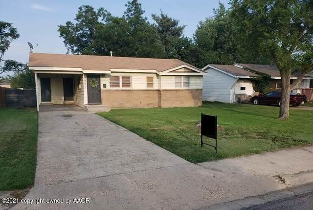 1309 Harvard St, Perryton, TX 79070 (#21-4697) :: Live Simply Real Estate Group