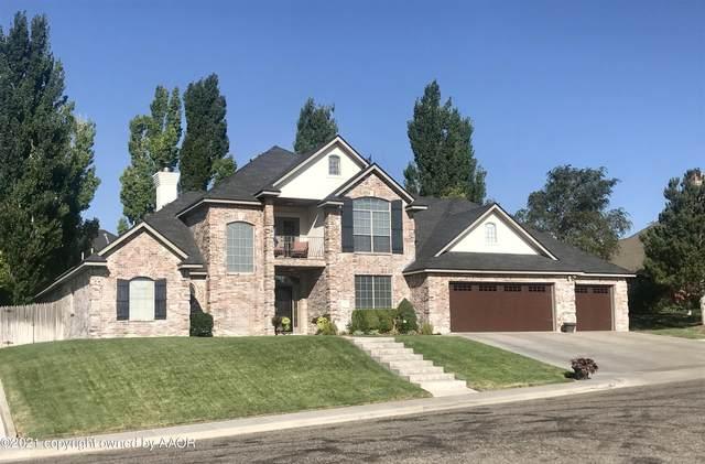 9 Cypress Point, Amarillo, TX 79124 (#21-5194) :: Lyons Realty