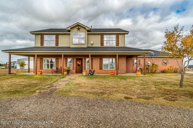 19650 Stoney Ridge Dr, Amarillo, TX 79124 (#21-5207) :: Elite Real Estate Group