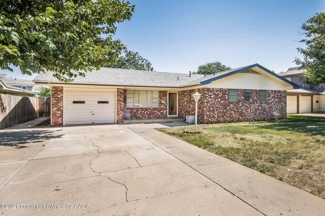 4519 Goodnight Trl, Amarillo, TX 79109 (#21-6000) :: Meraki Real Estate Group