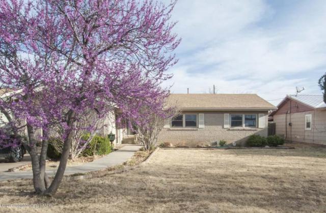 4413 33rd Ave SE, Amarillo, TX 79103 (#18-113533) :: Gillispie Land Group