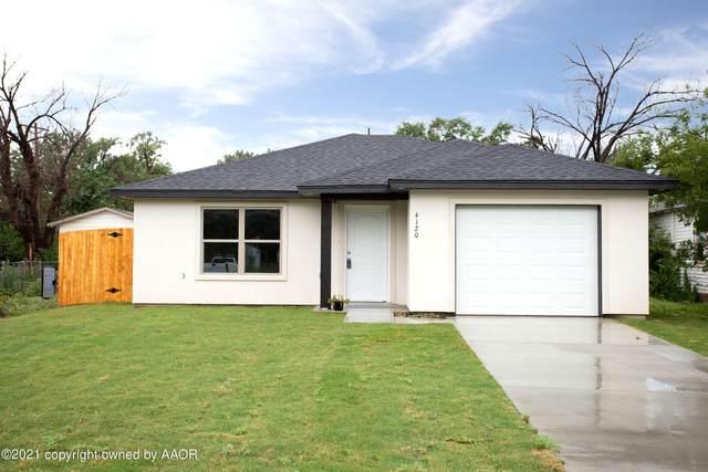 4120 Ong St, Amarillo, TX 79110 (#21-3571) :: Keller Williams Realty
