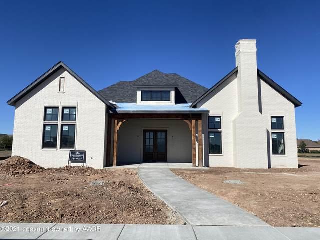 8344 Continental Pkwy, Amarillo, TX 79119 (#21-5518) :: Elite Real Estate Group