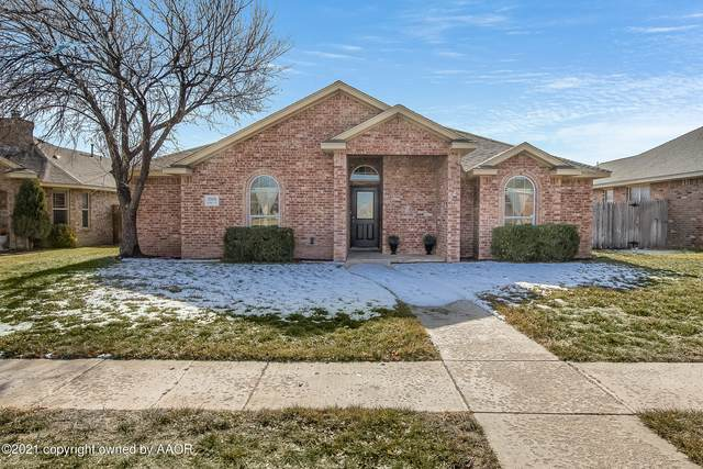 3909 Sierra Pl, Amarillo, TX 79118 (#21-58) :: Live Simply Real Estate Group