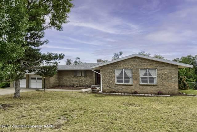 1506 Primrose Ln, Borger, TX 79007 (#21-6784) :: Elite Real Estate Group