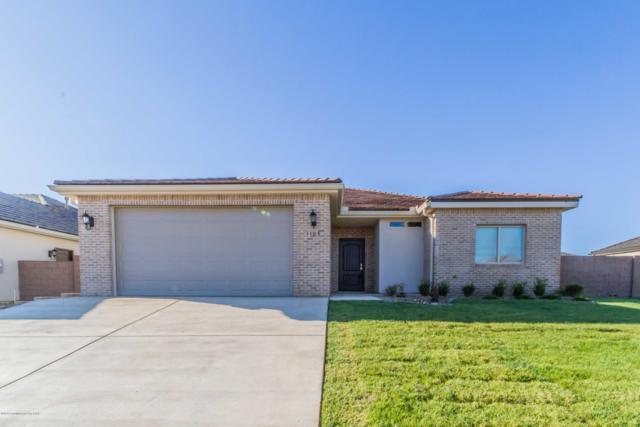 1105 Chardonnay Blvd, Amarillo, TX 79124 (#18-112326) :: Elite Real Estate Group