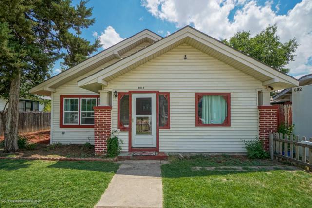 1611 Monroe St, Amarillo, TX 79102 (#18-115030) :: Edge Realty