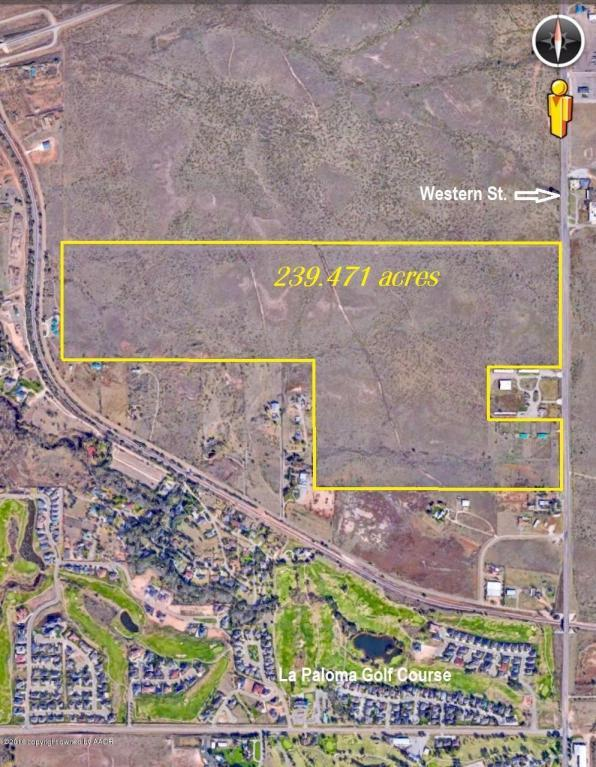 0 Western St, Amarillo, TX 79124 (#16-99565) :: Big Texas Real Estate Group