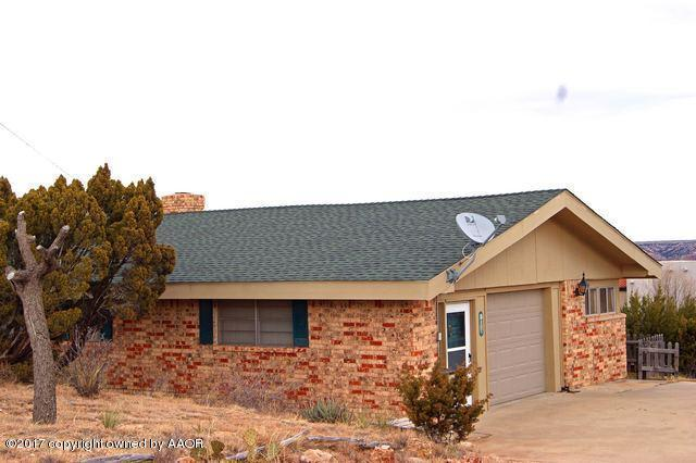 24561 Canyon Dr, Canyon, TX 79015 (#17-103886) :: Edge Realty