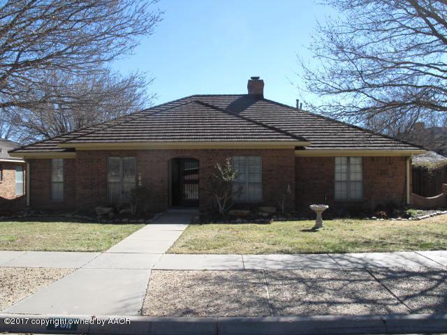 7611 Poppin Ln, Amarillo, TX 79121 (#17-106674) :: Edge Realty