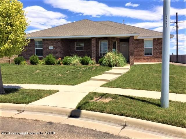 8513 Alexandria Ave, Amarillo, TX 79118 (#17-106725) :: Edge Realty