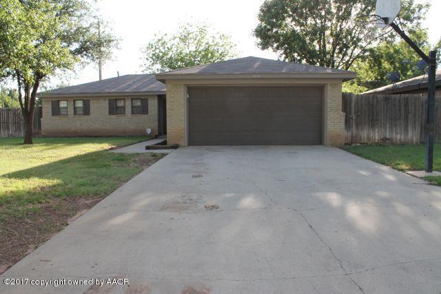 3320 Bedford Rd, Amarillo, TX 79106 (#17-107054) :: Keller Williams Realty