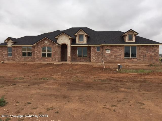 8111 Blue Duck, Amarillo, TX 79118 (#17-107305) :: Keller Williams Realty