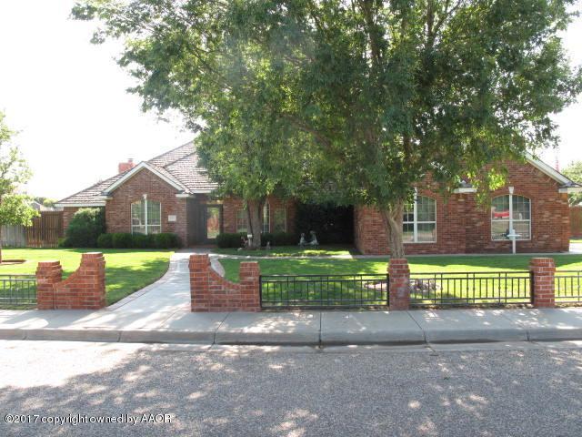 4507 Aberdeen Dr, Amarillo, TX 79119 (#17-108025) :: Keller Williams Realty