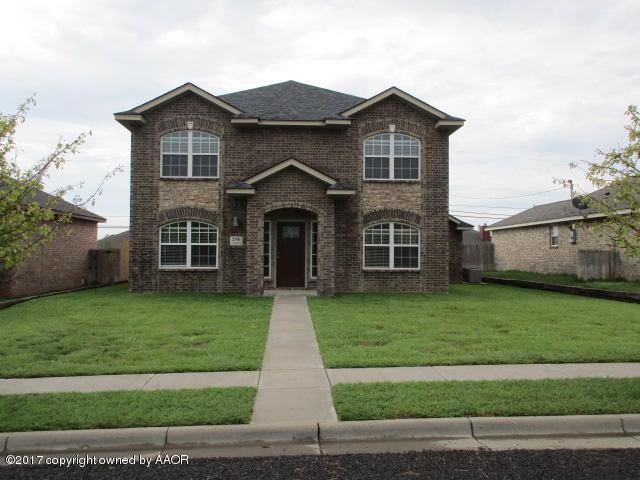 2106 Noah Ave, Amarillo, TX 79118 (#17-108683) :: Edge Realty