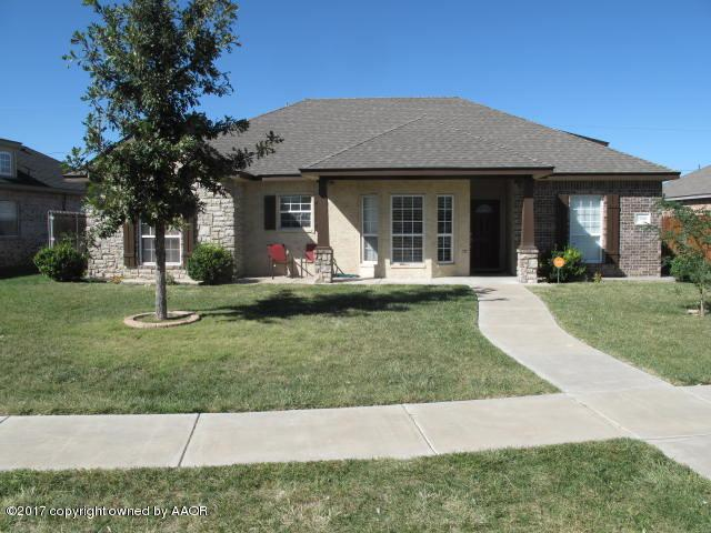 1506 61st Ave, Amarillo, TX 79118 (#17-109493) :: Keller Williams Realty