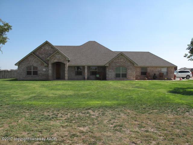 16701 Hope Rd, Canyon, TX 79015 (#17-109494) :: Keller Williams Realty