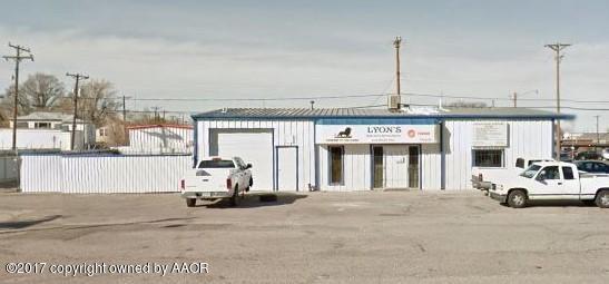 900 S Adams St, Amarillo, TX 79101 (#17-110019) :: Edge Realty