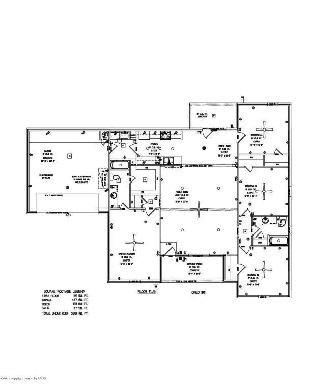 2700 Bismarck Ave, Amarillo, TX 79119 (#17-110423) :: Keller Williams Realty