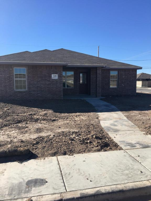 7100 Gemini, Amarillo, TX 79118 (#17-110683) :: Keller Williams Realty