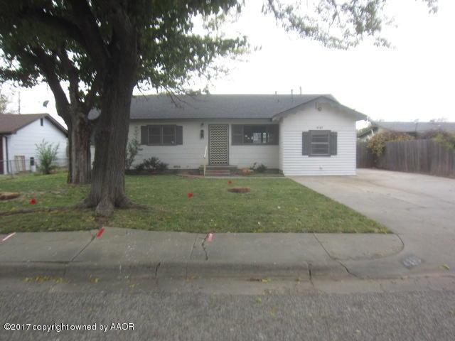 4202 Crockett St, Amarillo, TX 79110 (#17-110685) :: Keller Williams Realty