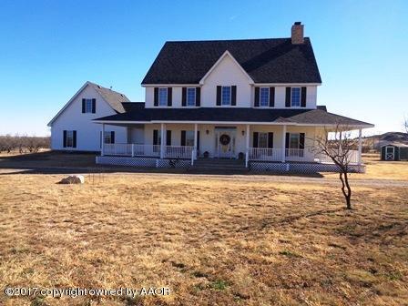 8401 Rapstine Cir, Amarillo, TX 79124 (#17-111061) :: Elite Real Estate Group