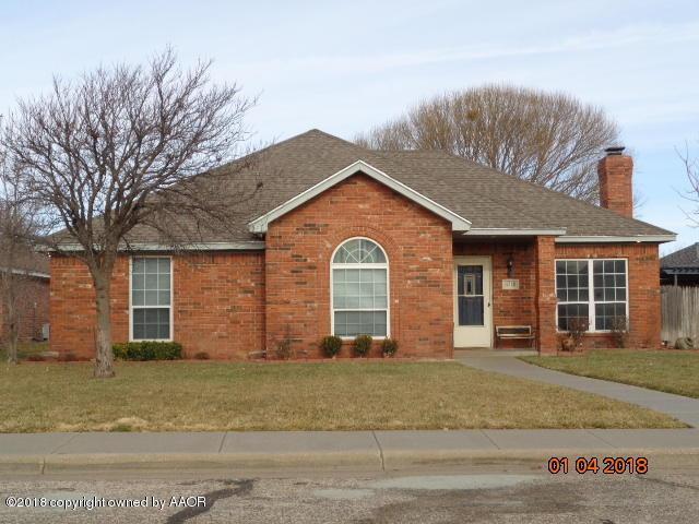 6710 Blossom Ct, Amarillo, TX 79124 (#18-111482) :: Elite Real Estate Group