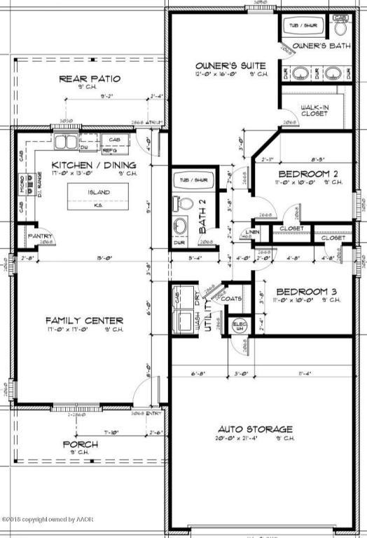 4809 Gloster St, Amarillo, TX 79118 (#18-111503) :: Elite Real Estate Group