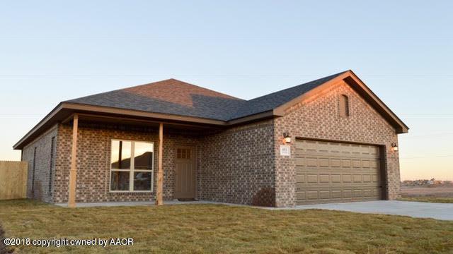 4813 Gloster St, Amarillo, TX 79118 (#18-111704) :: Elite Real Estate Group