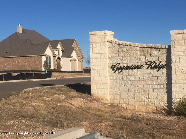 20 Gagestone Dr, Canyon, TX 79015 (#18-111986) :: Gillispie Land Group
