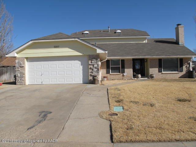 5207 Cornell St, Amarillo, TX 79109 (#18-112053) :: Elite Real Estate Group