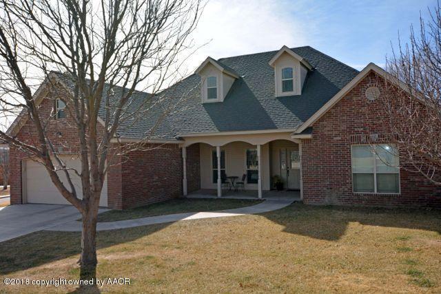 4 Jynteewood Cir, Canyon, TX 79015 (#18-112069) :: Elite Real Estate Group