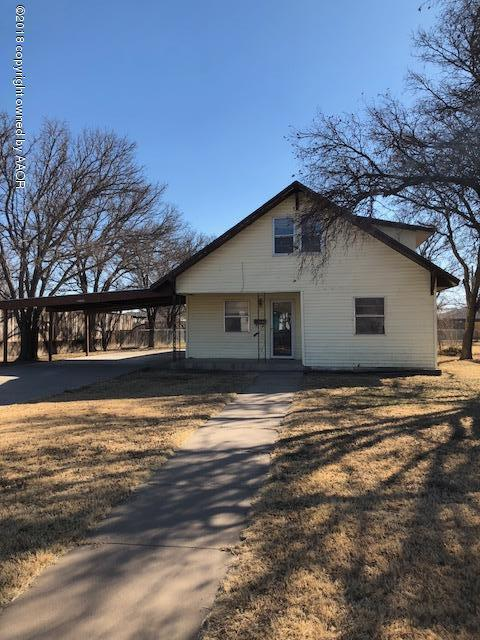 1806 6th Ave, Canyon, TX 79015 (#18-112310) :: Elite Real Estate Group