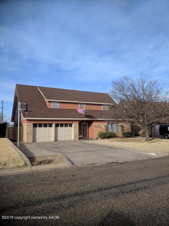 115 Houston St, Borger, TX 79007 (#18-112433) :: Elite Real Estate Group