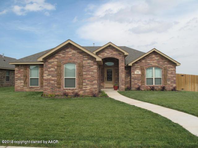 7115 Sinclair St, Amarillo, TX 79119 (#18-112933) :: Edge Realty