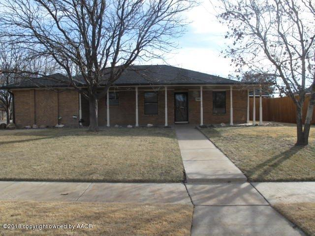 7401 Jameson Dr, Amarillo, TX 79121 (#18-112968) :: Edge Realty