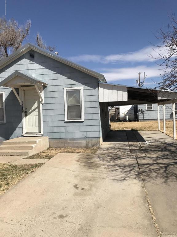 1111 S. Banks, Pampa, TX 79065 (#18-113057) :: Edge Realty