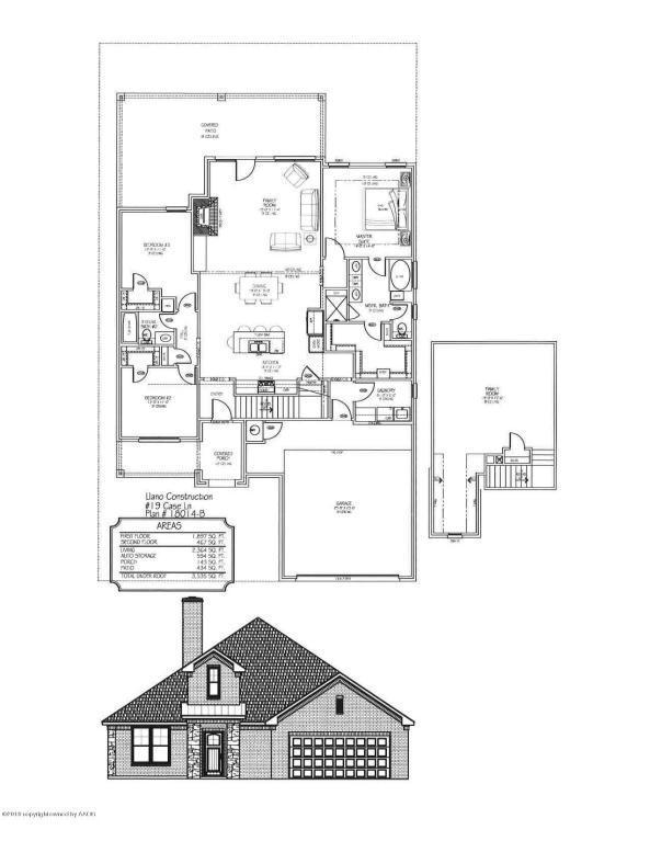 19 Case Lane, Canyon, TX 79015 (#18-113095) :: Edge Realty