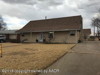 700 Vaughn St., Fritch, TX 79036 (#18-113300) :: Edge Realty