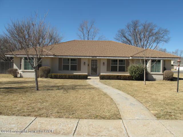 3510 Rutson Dr, Amarillo, TX 79109 (#18-113647) :: Lyons Realty
