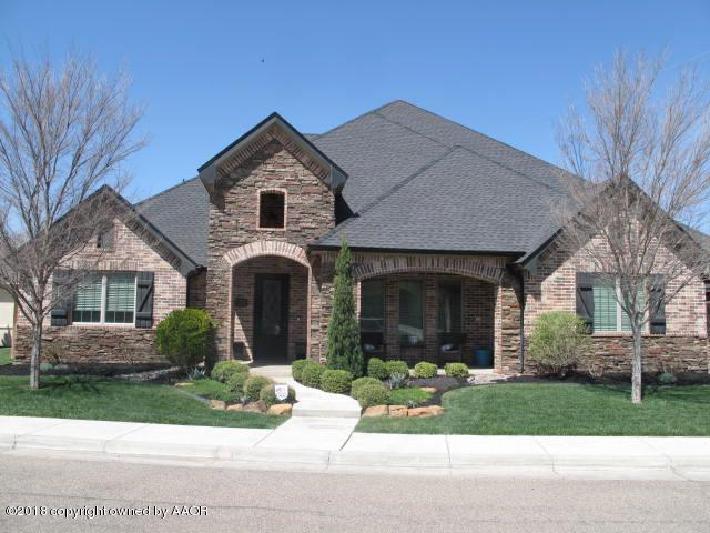 4 Baltusrol Dr, Amarillo, TX 79124 (#18-113824) :: Gillispie Land Group