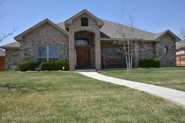 19 Griffin Dr, Canyon, TX 79015 (#18-113853) :: Gillispie Land Group