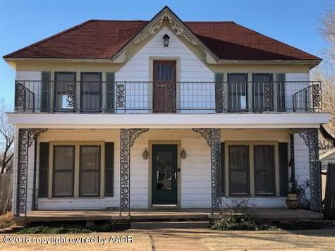 510 Avenue  F Se, Childress, TX 79201 (#18-113993) :: Gillispie Land Group