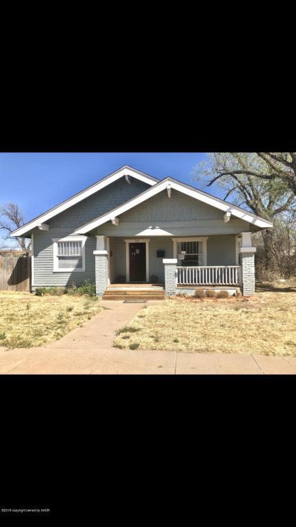 1601 Monroe St, Amarillo, TX 79102 (#18-114044) :: Lyons Realty