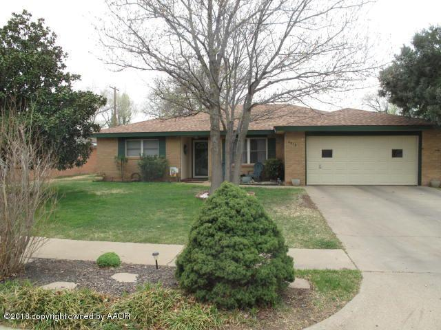 4918 Matador Trl, Amarillo, TX 79109 (#18-114052) :: Lyons Realty
